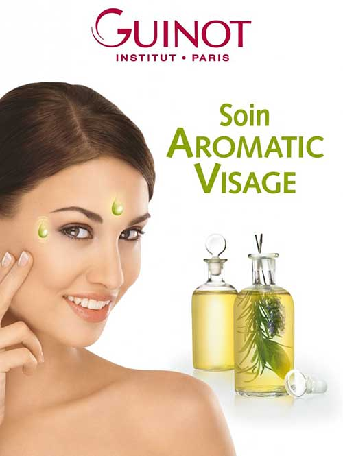 soin aromatic visage