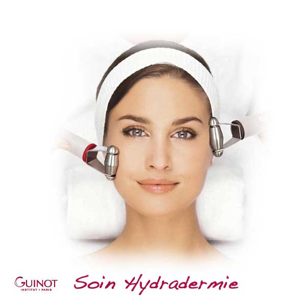 soin hydradermie